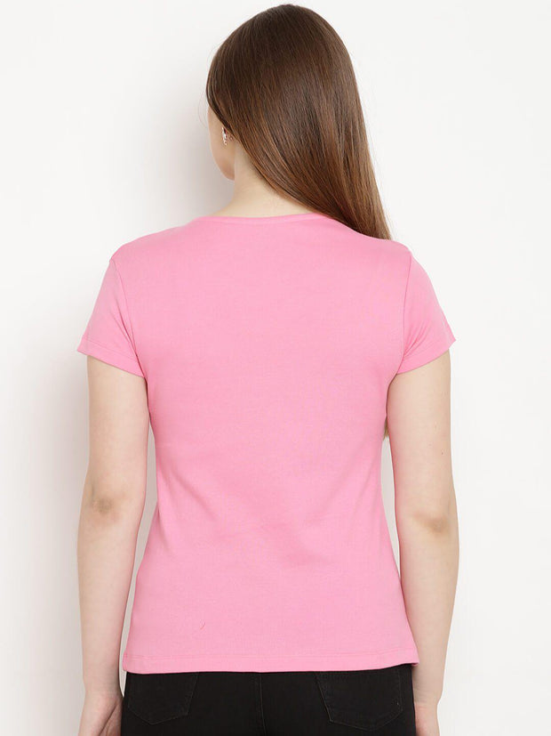 buy cotton t shirt for women  online