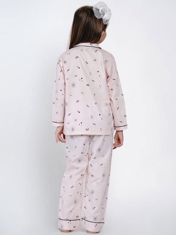 pink PJ's online for girls