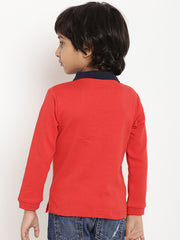 organic cotton polo shirt berrytree