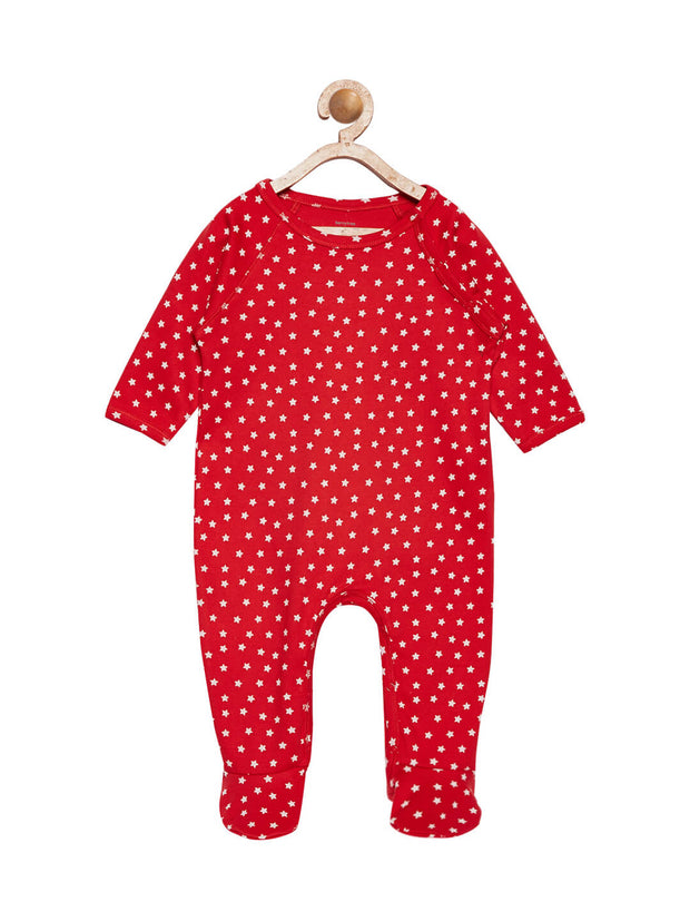 red clothing for babies
