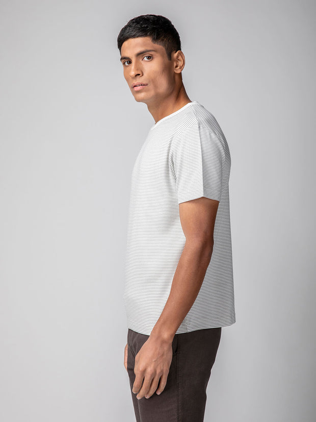 side view online tshirt men organic