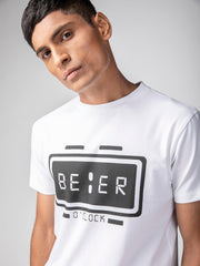 organic cotton beer tshirt