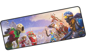 FORTNITE XL MOUSE MAT - Christmas