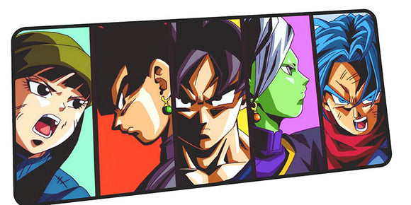 Dragon Ball z XL MOUSE MAT