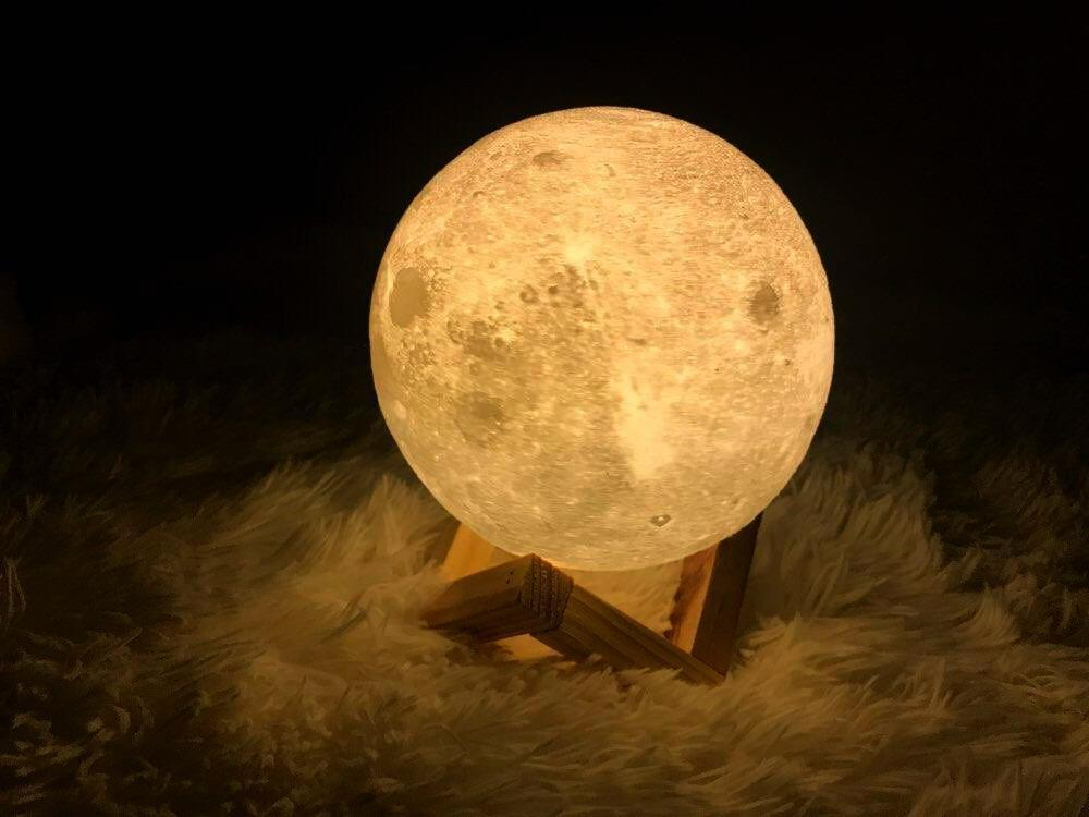 Luna Light Lampen : Magische mond lampe luna u2013 just better deals