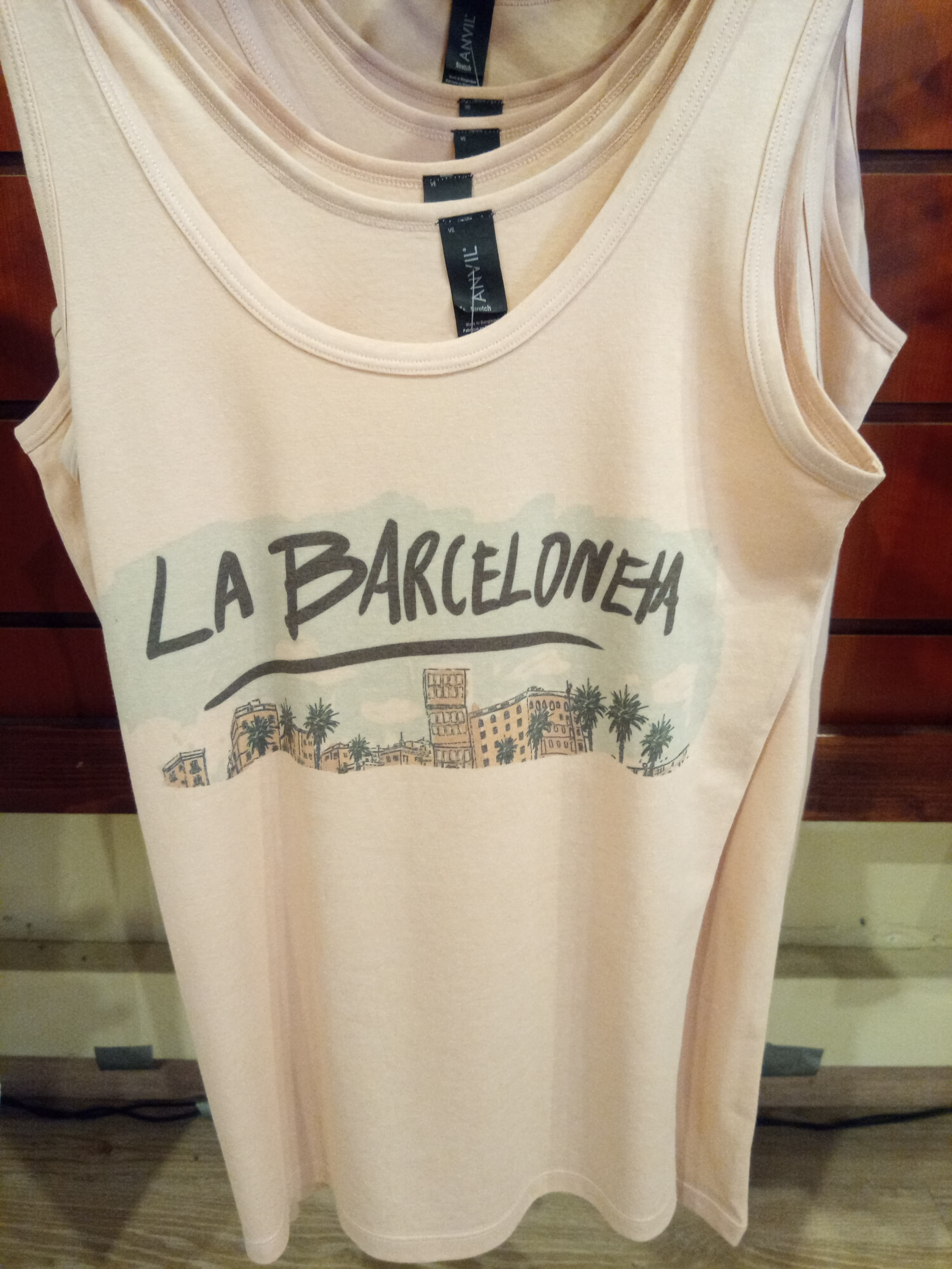 Singlet Ladies  La Barceloneta