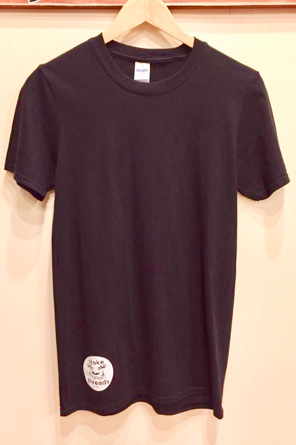 Men's Stoke Threads Tee - Black