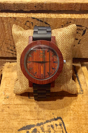 Watch Rosewood and Ebony Wood