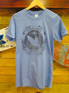 Tee Surfer Dark Blue