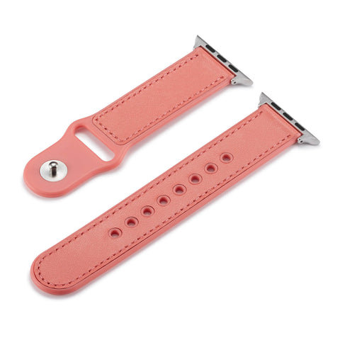 LUX Apple Watch Band (Peach)