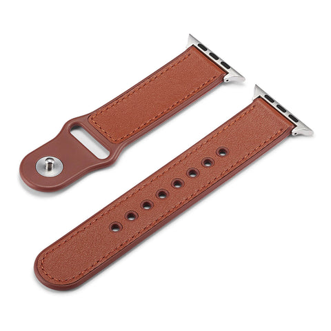 LUX Apple Watch Band (Brown)