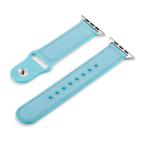 LUX Apple Watch Band (Baby Blue)