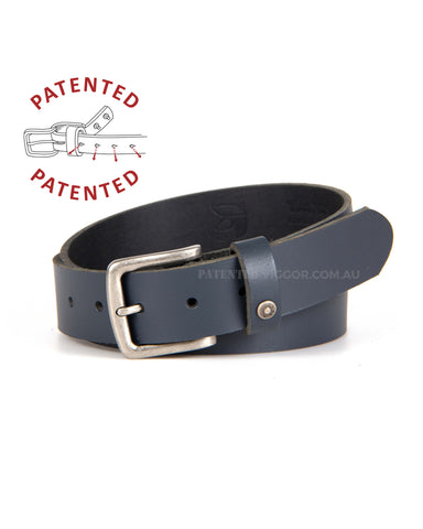 Genuine full grain leather belts