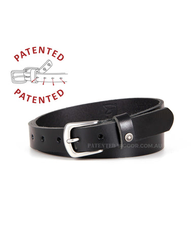 CLASSIC BLACK 25mm | 1 inch BELT