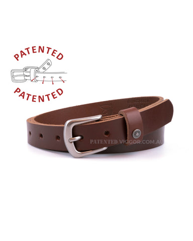 CLASSIC BROWN 25mm | 1 inch BELT