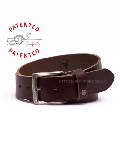 CLASSIC BROWN 40mm | 1.5 inch BELT