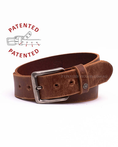 DISTRESSED TAN 40mm | 1.5 inch BELT