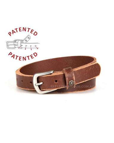 DISTRESSED TAN 25mm | 1 inch BELT