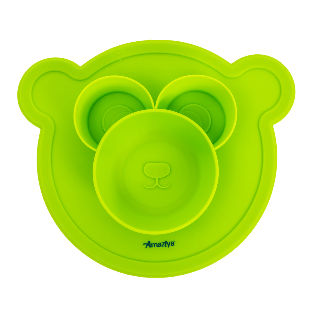 Bearry Bowl Lime Green