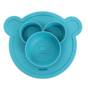 Bearry Bowl Blue