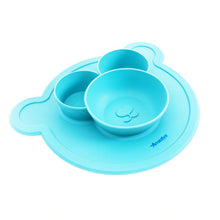 Load image into Gallery viewer, Bearry Bowl Baby Blue