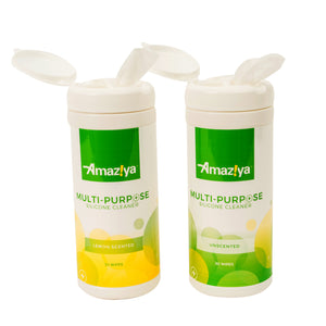 Silicone Multi-Purpose Cleaning Wipes Unscented