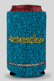 #WeOutHere™ Koozies BLUE - We Out Here