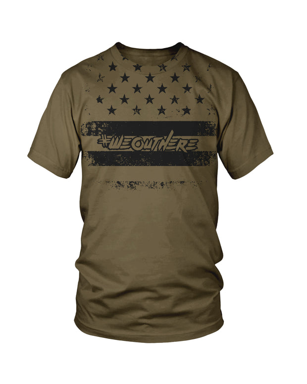 #WeOutHere™ PATRIOT T-SHIRT