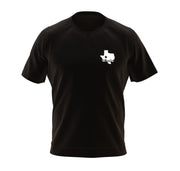 #WeOutHere™ TEXAS PLATE (Black) T-SHIRT - We Out Here