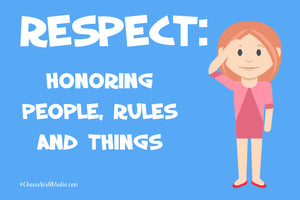 Respect Definition - Character Series
