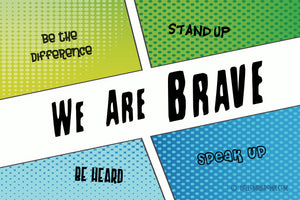 We Are Brave (action) - We Are Brave Series
