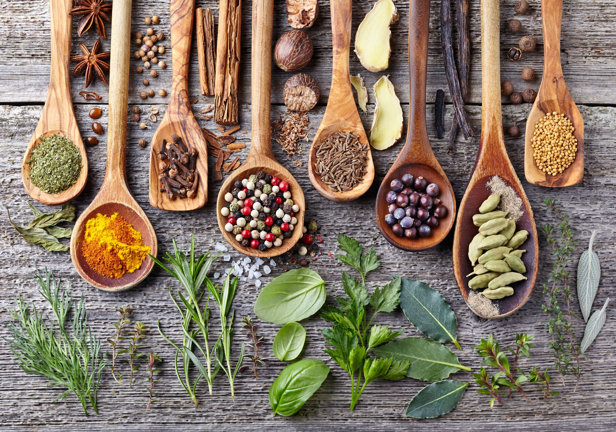 Kitchen Essentials: A List of Herbs and Spices You Should Never Go Without