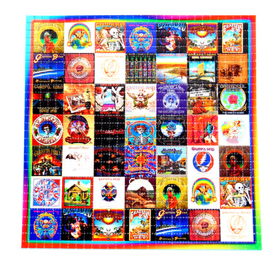 "Blotter Art ""Grateful Dead Album Art"""