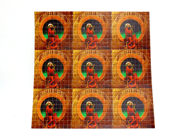 "Blotter Art ""Blues for Allah"""
