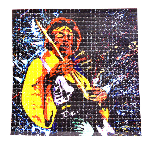 "Blotter Art ""Jimmy Hendricks"""