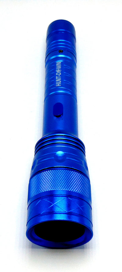 High Power Self Defense Stun Gun Blue