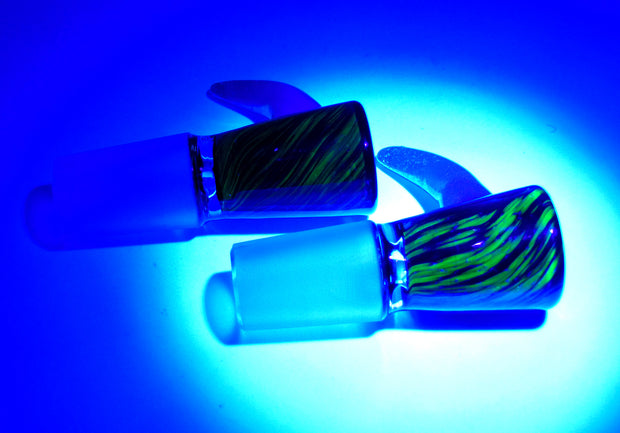 18mm Male UV Reactive Snapper Bowl