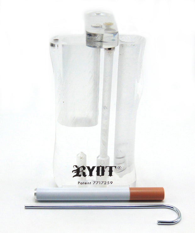 Large Clear Ryot Dugout