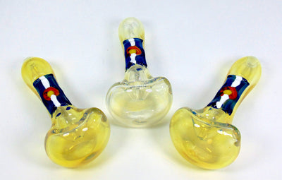 Fumed Colorado Pipe