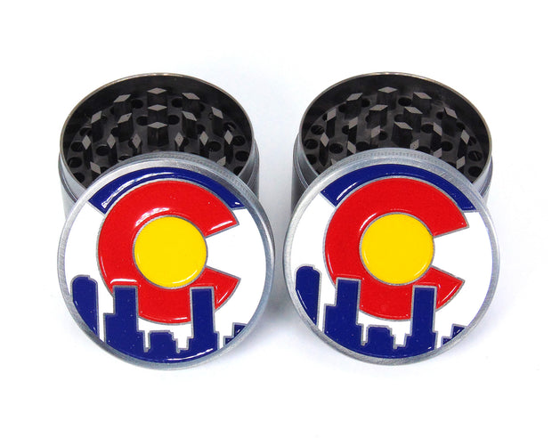 Colorado Embossed Grinder