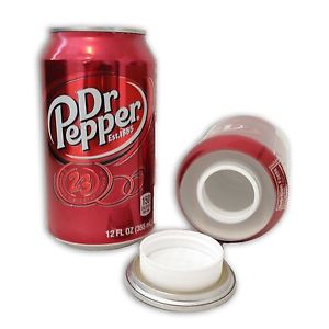Dr. Pepper Safe Can