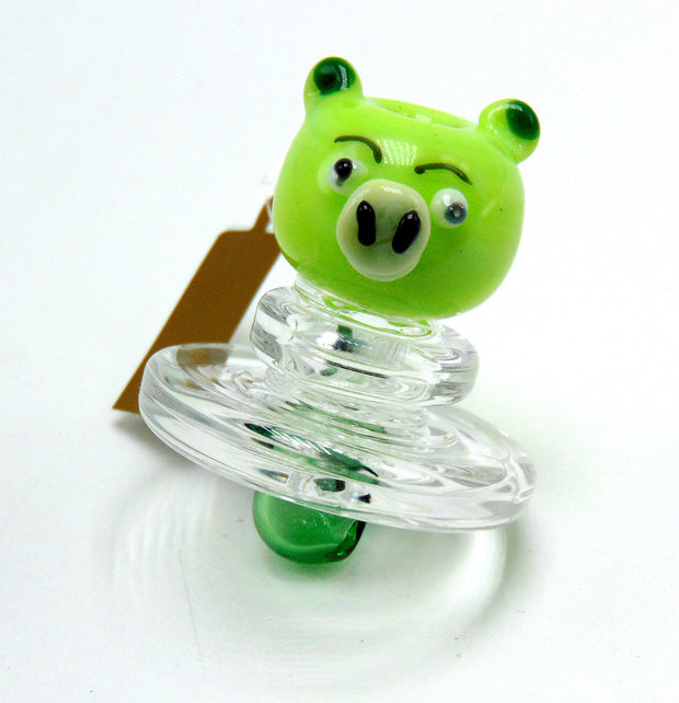 Angry Pig Directional Airflow Carb Cap