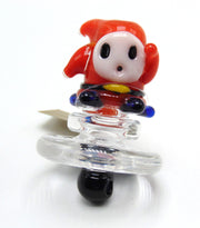 Shy Guy Directional Airflow Carb Cap