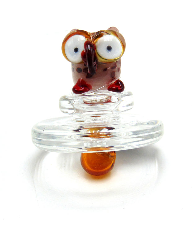 Owl Directional Airflow Carb Cap