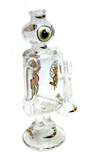 "Jerome Baker Designs ""Enlighten Humans"" Baker Bot Rig"