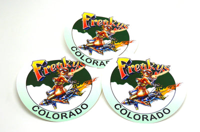 Freakys Stickers