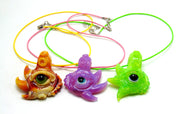 eyeball pendant Denver head shop