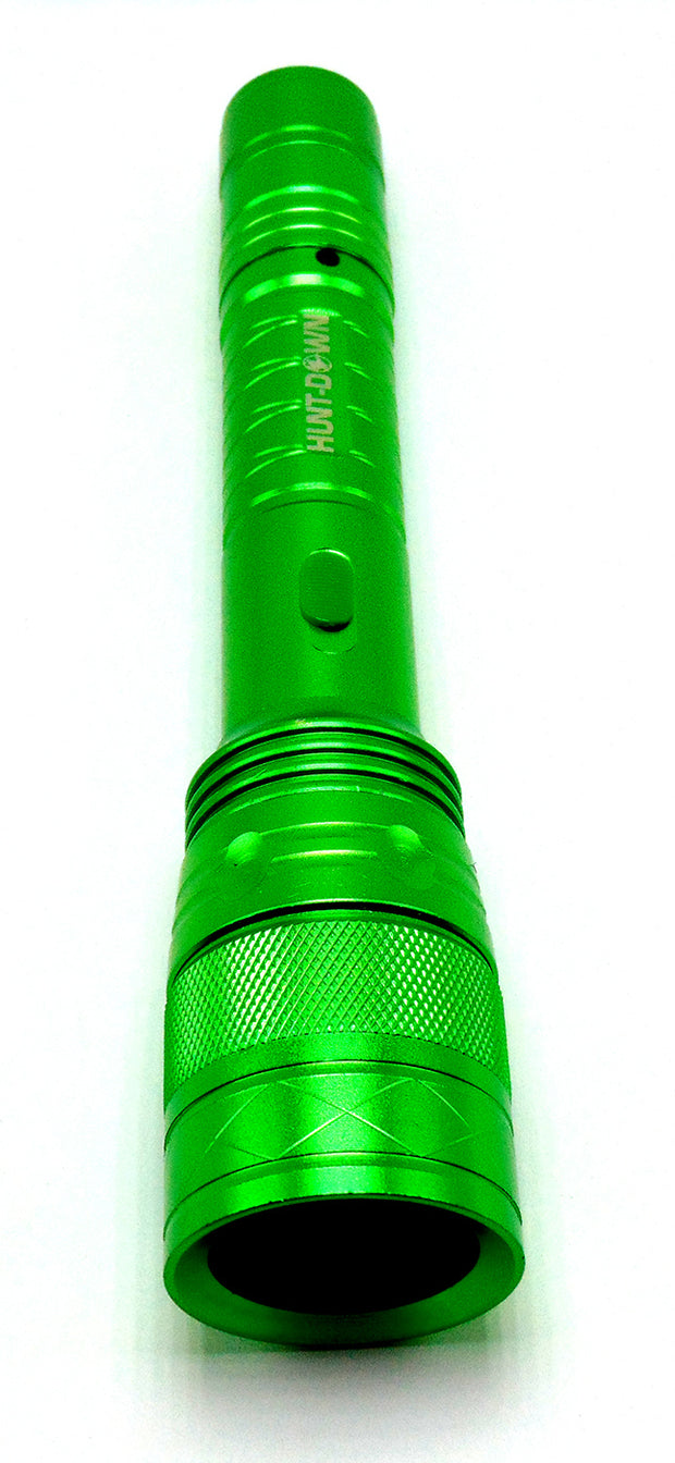 High Power Self Defense Stun Gun Green