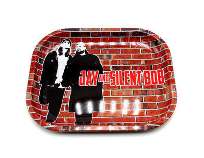 Jay and Silent Bob Loitering Rolling Tray