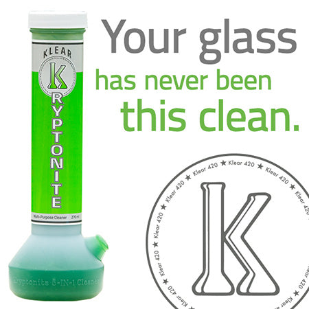 9.3oz Klear Kryptonite Pipe Cleaner